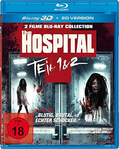 The Hospital Teil 1 & 2 - 3D Blu-ray & 2D Version & 3D Bonus Film