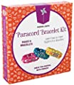 Pinwheel Crafts Paracord Charm Bracelet Making Set DIY Bracelets Kit for Girls, Teens & Children - Make Your Own Personalized Friendship & Fashion Jewelry for Birthdays, Parties, Camps & Art Projects