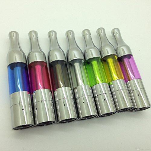Mini Protank E-Zigaretten Top CE4 CE5 CE6 Zerstäuber eGo 510 Gewinde + 2 Spulen Set