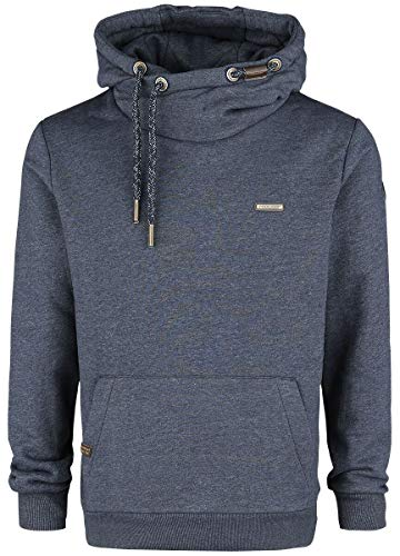 Ragwear Sweater Herren NATE 1922-30006 Dunkelblau Navy 2028, Größe:M