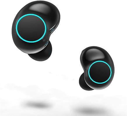 SMBYQ Cuffie Auricolari Wireless Bluetooth Cuffie HD riduzione del Rumore con Microfono luci LED Adatto per PS4 Xbox Nintendo Switch Laptop Tablet telefoni cellulari iPad - Trova i prezzi più bassi