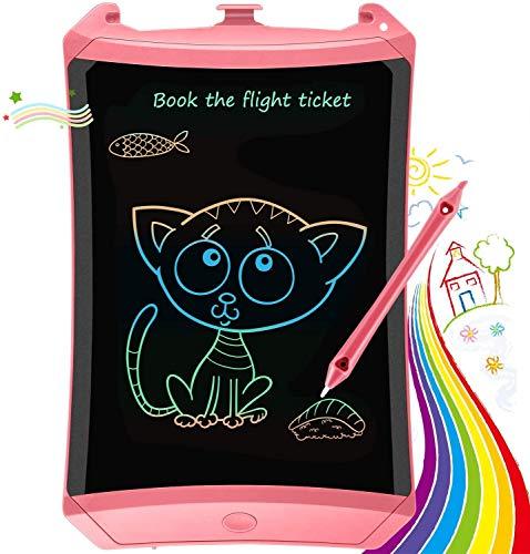 TEKFUN Tablet para niños 8.5 Pulgadas,Tableta de Escritura LCD de con Bloqueo de Pantalla...