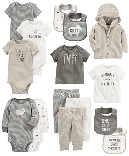 Carter's Baby 15-Piece Basic...
