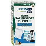 [page_title]-HEITMANN pure Reine Sauerstoffbleiche: Ökologisches Bleichmittel, hohe Waschkraft gegen Flecken & Schmutz, 1x 350g