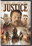 JUSTICE (2017) DVD