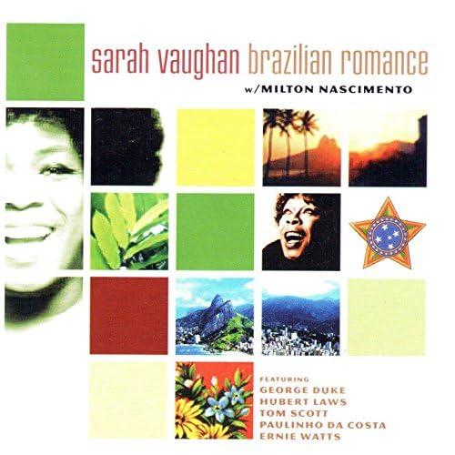Sarah Vaughan feat. Milton Nascimento, George Duke, Hubert Laws, Tom Scott, Paulinho Da Costa & Ernie Watts