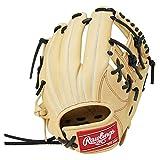 ローリングス(Rawlings) 野球用 ジュニア軟式 HYPER TECH R9 SERIES [内野手用] サイズL GJ1R9N6L キャメル サイズ L ※右投用