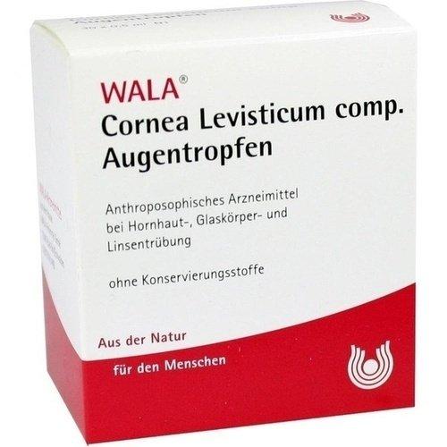 WALA Cornea levisticum comp. Augentropfen, 15 ml Lösung