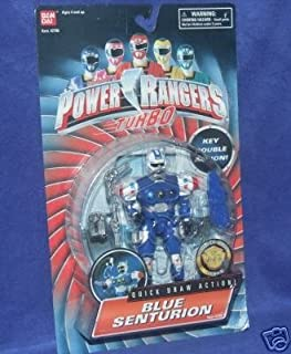 Power Rangers Blue Senturion Turbo 5.5