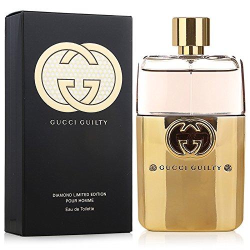 GUCCI - Gucci Guilty Diamond pour Homme Eau de Toilette 90 ml Gucci