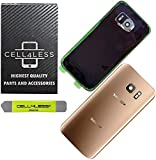 CELL4LESS Compatible Back Glass Cover Back...