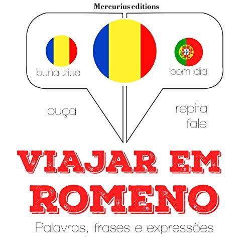 Viajar em romeno audiobook cover art