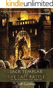 The Jack Templar Chronicles 6巻 表紙画像