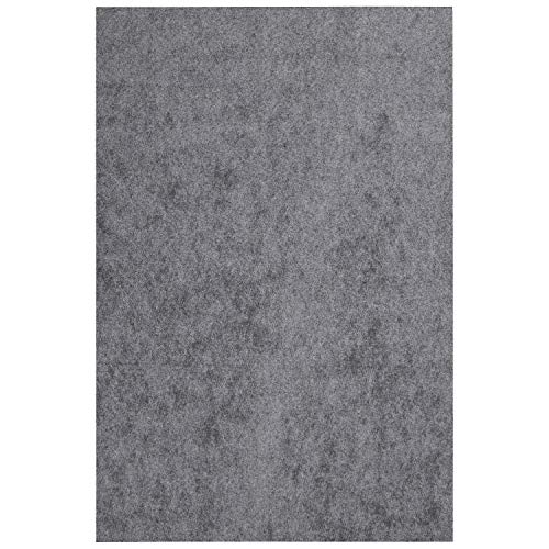 Mohawk Home Dual Surface Area Rug, 10'x14', Gray