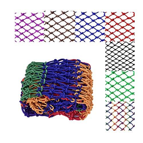 Great Features Of Color Anti-Fall Net, Bird Net, Children's Toy Safety Net, Decorative Net, Pet Balc...