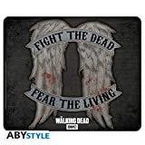 ABYstyle -The Walking Dead - Alfombrilla De Raton - Emblema de Daryl