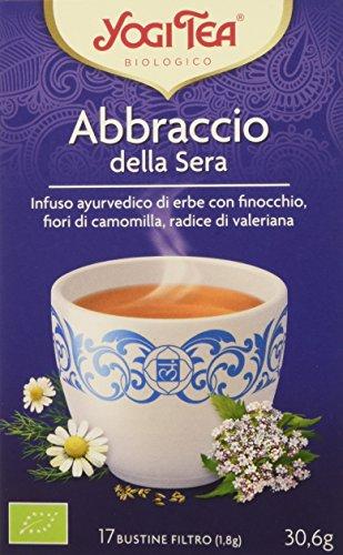 Yogi Tea Abbraccio Della Sera - 17 Bustine Filtro [30.6 gr]