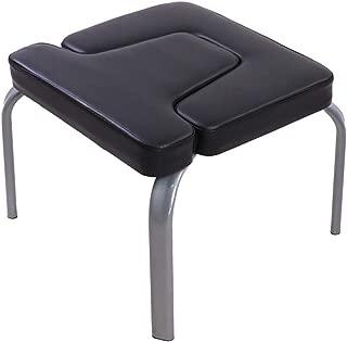Yoga Headstand Chair Bench Sedia Yoga inversione Sedia Yoga Headstand Cocoarm Sedia Esercizio Yoga Yoga Chair per Famiglia e Palestra Cuscinetti PU Panca poggiatesta Yoga