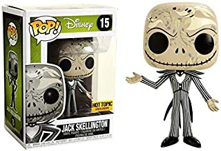 hot topic jack skellington funko pop
