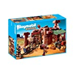 Playmobil - 5246 - Jeu de Construction - Mine d'or avec Explosif