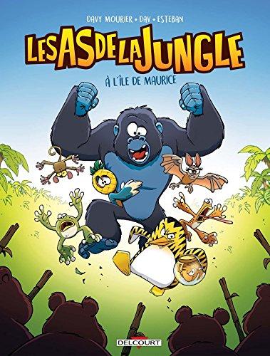 Les As de la jungle T01: À l'île de Maurice