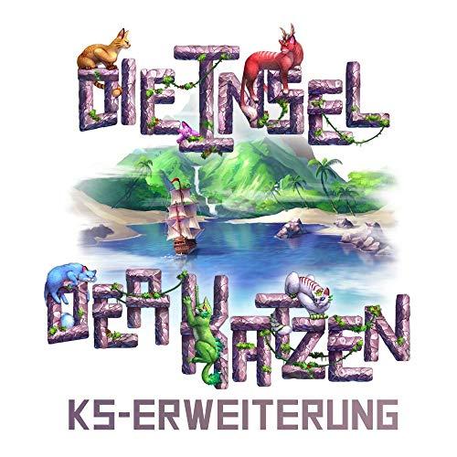 Skellig Games Die Insel der Katzen - KS Erweiterung