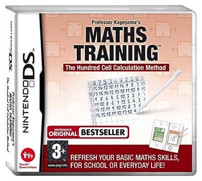 Professor Kageyama's Maths Training (Nintendo DS)