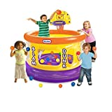 Little Tikes Slam Dunk Big Ball Pit with 20 Soft Balls, Multi Colored by Product