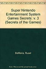 Super Nes Games Secrets de Rusel DeMaria