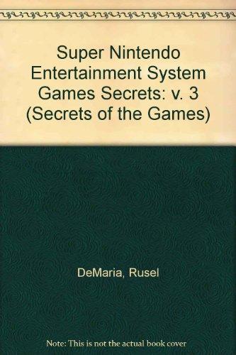 Super Nes Games Secrets