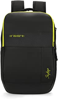 Skybags Fashion Backpacks For Unisex LPBPZYL1BLK Black