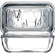 Luminarc Butterdose, Glas, 0 mm