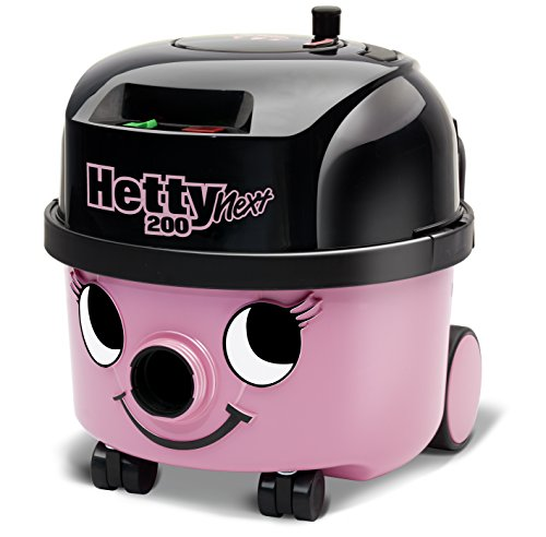 Numatic Hetty Next - Staubsauger - HVN208 Pink (model 2018)