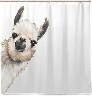 モダンゴールドネイビーブルー シャワーカーテン 150 × 180cm 防カビ 防水 ユニットバス 浴室カーテン 180cm丈 軽量 速乾 バスルーム 高級 バス用品 カーテンリング付き おしゃれ