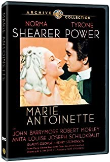 Marie Antoinette by Norma Shearer