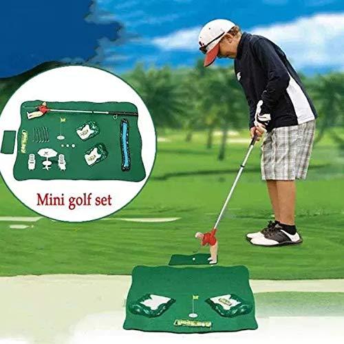 Kooshy Juego de Mini Golf Juguetes, Juego de Golf para niños Juguetes de Golf Padres niños Juguetes de interacción Juegos Familiares para Adultos y niños, 60 * 40 CM