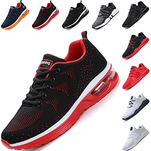 BAOLESEM Laufschuhe Herren Damen Sportschuhe Straßenlaufschuhe Sneaker Joggingschuhe Turnschuhe Walkingschuhe Traillauf Fitness Schuhe
