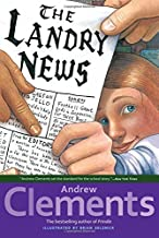 The Landry News by Clements, Andrew 1st (first) Edition [Paperback(2000)]
