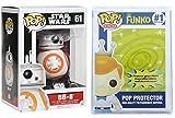 Funko Pop: Star Wars Episode 7: The Force Awakens - BB-8 + FUNKO PROTECTIVE CASE