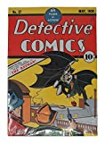 Loot Crate DX Detective Comics No. 27 Batman Metal Sign January 2017
