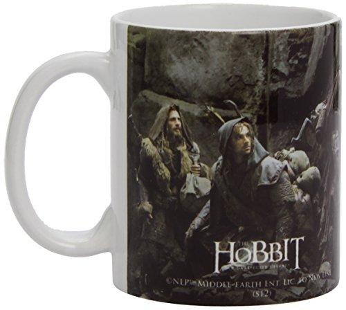 SD toys – Le Hobbit, Nain Crevasse trasgos, Tasse en céramique (sdthobb2725)