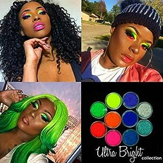 Myo 3 Gram Set's Loose Eyeshadow Mica Pigment Powder Makeup Choose Your Set's. (Ultra Bright Set)