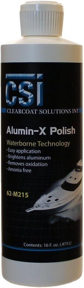 CSI Alumin-X Oakland Mall Metal Polish Virginia Beach Mall 62-M215 16 oz.