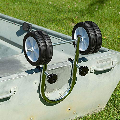 Elevate Outdoor BOAT-DOLLY Canoe or Boat Dolly Cart