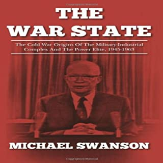 The War State audiobook cover art