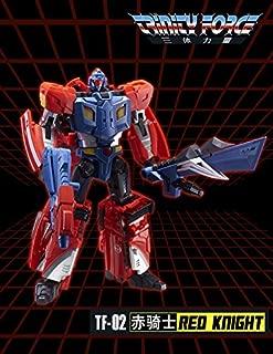Transformer Trinity Force TF-02 Red Knight