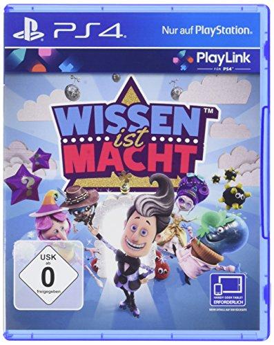 Wissen ist Macht - [PlayStation 4]