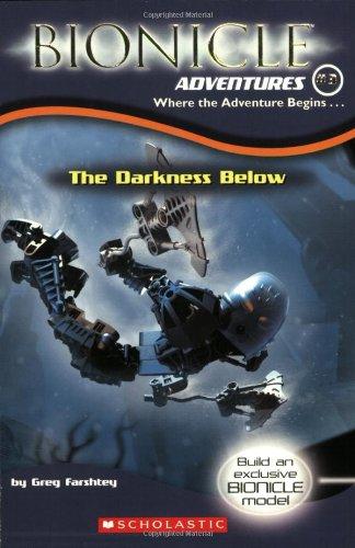 Bionicle Adventures: The Darkness Below