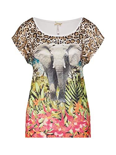 KEY LARGO Damen T-Shirt Kenya Offwhite (20) 34