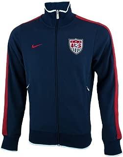 Nike USA N98 Soccer Track Jacket (Obsidian - 2011/12) (XL)